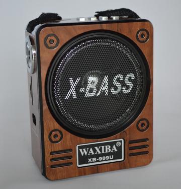 Radio MP3 portabil Waxiba XB-909U