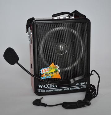Radio MP3 portabil Waxiba XB-9911