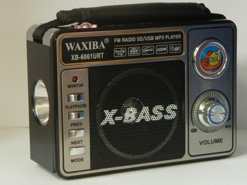 Radio Waxiba MP3 XB6061URT de la Preturi Rezonabile