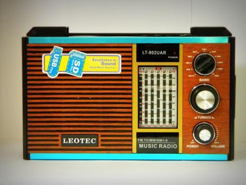 Radio portabil Leotec LT-902UAR
