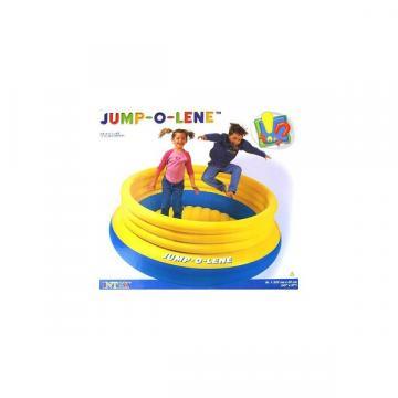 Saltea gonflabila de sarit Intex pentru copii