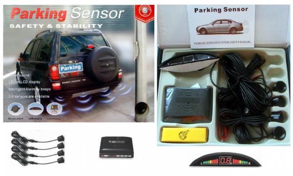 Senzori parcare cu fir de la Preturi Rezonabile