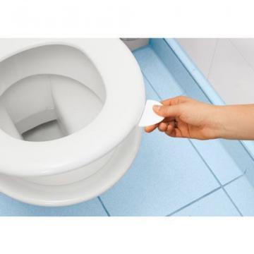 Set maner pentru capac wc, 2 buc.