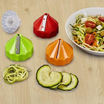 Set accesorii spiralat legume