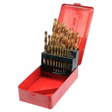 Set burghie pentru metal HSS - Titan 1-10 mm, Sthor 22330 de la Viva Metal Decor Srl
