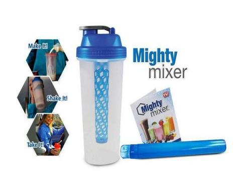 Sticla cu mixer inclus Shaker Mighty Mixer de la Www.oferteshop.ro - Cadouri Online