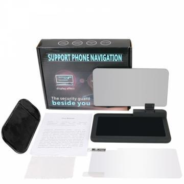 Suport pentru telefon auto sau GPS bord Head Up display de la Www.oferteshop.ro - Cadouri Online