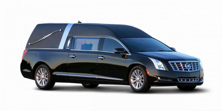 Transport funerar de la Casa Funerara Eva Srl