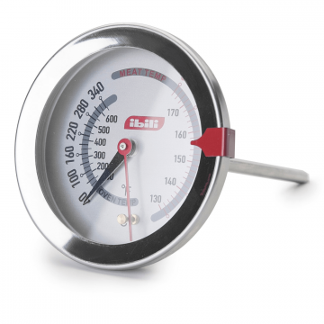 Termometru cu sonda pentru alimente - Ibili