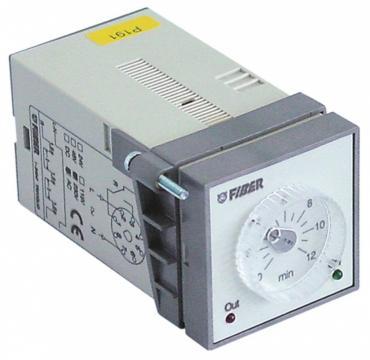 Timer Fiber E58F47 0-12min de la Kalva Solutions Srl
