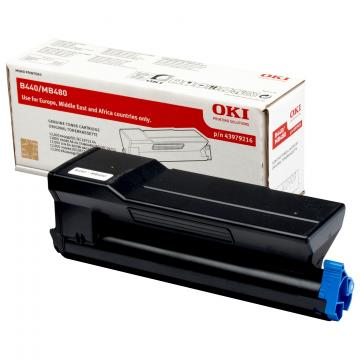 Toner Oki B440, MB480 12k (12.000pag.) de la Access Data Media Service Srl
