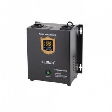 Ups centrale termice 500W, 12 V Sinus Pur, Kemo URZ3409 de la Viva Metal Decor Srl