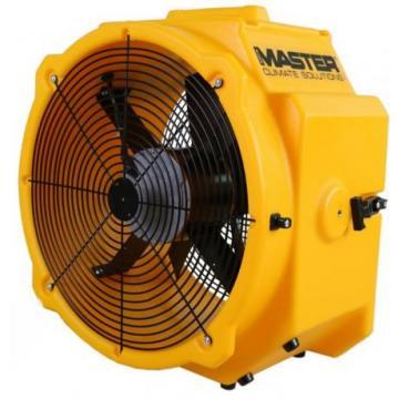 Ventilator profesional plastic DFX20 Master cu debit de aer de la Tehno Center Int Srl
