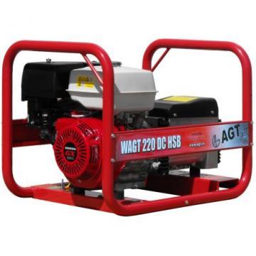 Generator sudura 200 A WAGT 220 DC HSB RR de la Tehno Center Int Srl