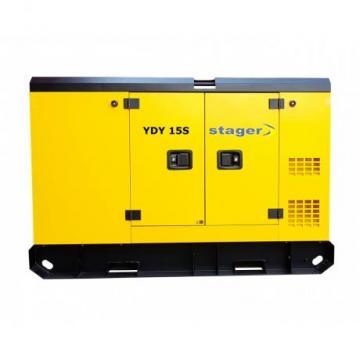 Generator de curent insonorizat 14 kVA, YDY15S Stager de la Tehno Center Int Srl