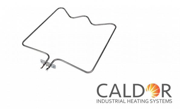 Rezistenta inferioara cuptor 2000W de la Caldor Industrial Heating Systems Srl