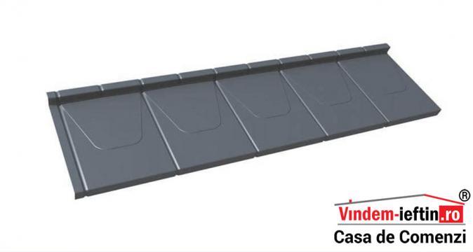 Tigla metalica modulara Regle purmax Viking Pruszynski de la Vindem-ieftin.ro