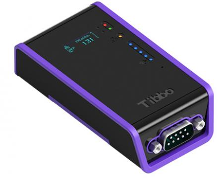 Convertor Ethernet Serial RS-232 RS-422 RS-485 3 porturi de la Electric Film S.r.l.
