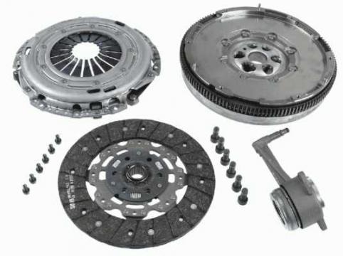 Kit ambreiaj VW, Skoda, 2.0 TDI - 103kw/ 140 CP- BKP, CBAB de la Expert Auto International Srl