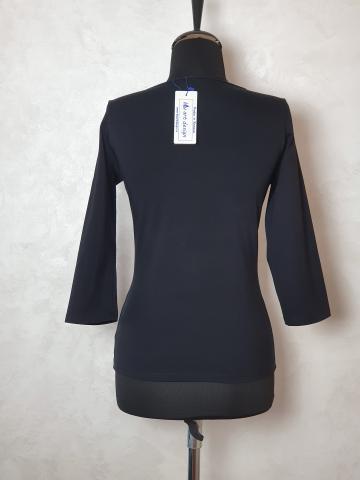 Bluza tricot cu nod de la Sc Blu Art Design Srl