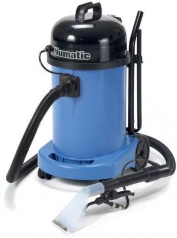 Aspirator auto extractor de la Tehnic Clean System