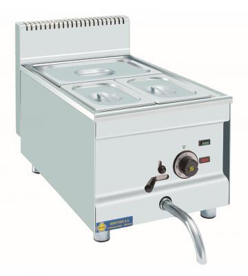 Bain marie electric simplu, 3 GN 1/3 de la Clever Services SRL