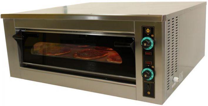 Cuptor electric 6 pizza K120 de la Clever Services SRL