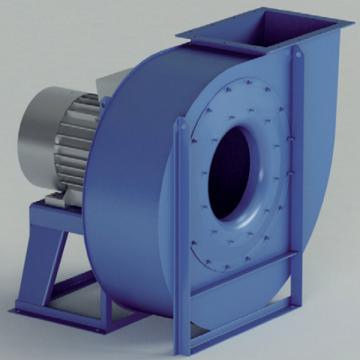 Ventilator particule ZM 500/4 T4 3kW