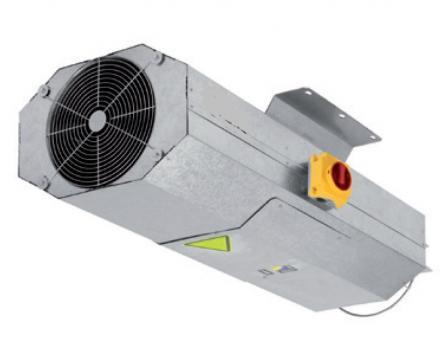Ventilator Long range HCT/IMP-L-REV-35-2T-1.5 IE3