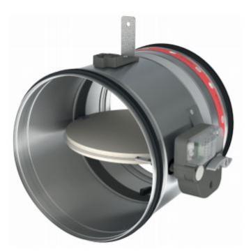 Amortizor circular ignifug 200 CR120+ de la Ventdepot Srl