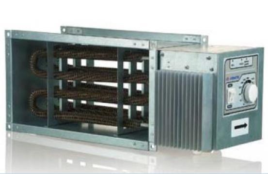 Incalzitor aer electric NK-U 600x300-12.0-3