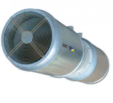 Ventilator Long range HCT/IMP-C-REV-31-2/4T