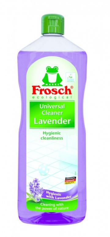 Solutie de curatare universal cu lavanda Frosch 1000ml