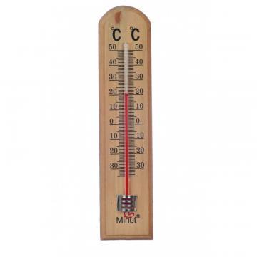 Termometru camera lemn de la Medaz Life Consum Srl