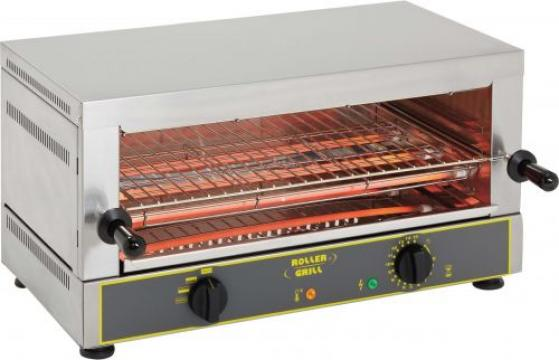 Toaster inox profesional Roller Grill