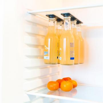 Suporturi cu magneti depozitare sticle in frigider 2 buc.