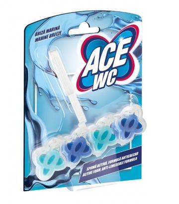 Odorizant WC Ace - Briza Marina - 48 gr de la Medaz Life Consum Srl