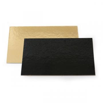 Planseta dreapta auriu/negru 24x34cm de la Cristian Food Industry Srl.