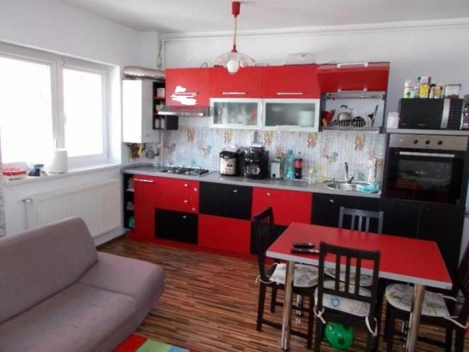 Apartament 2 camere, etaj 3 Sibiu - Zona Tilisca