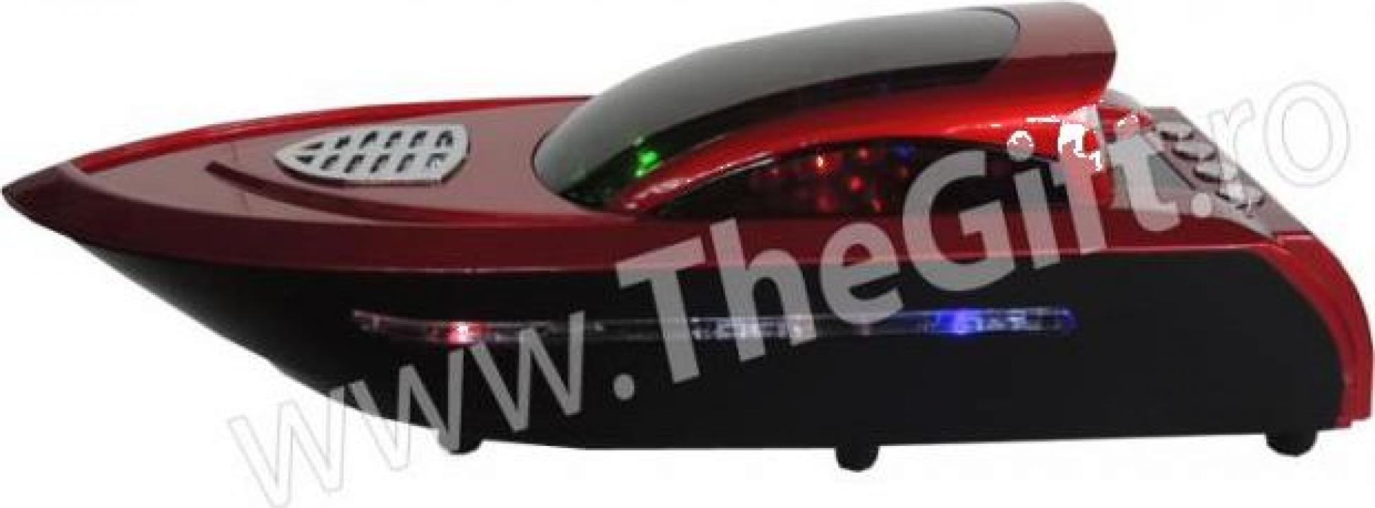 Radio si Mp3 Player in forma de yacht de lux
