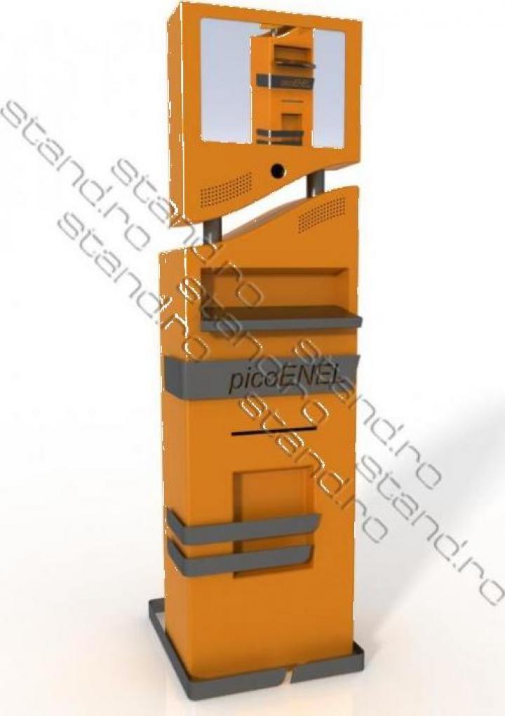 Stand Info kiosk PicoEnel 0428
