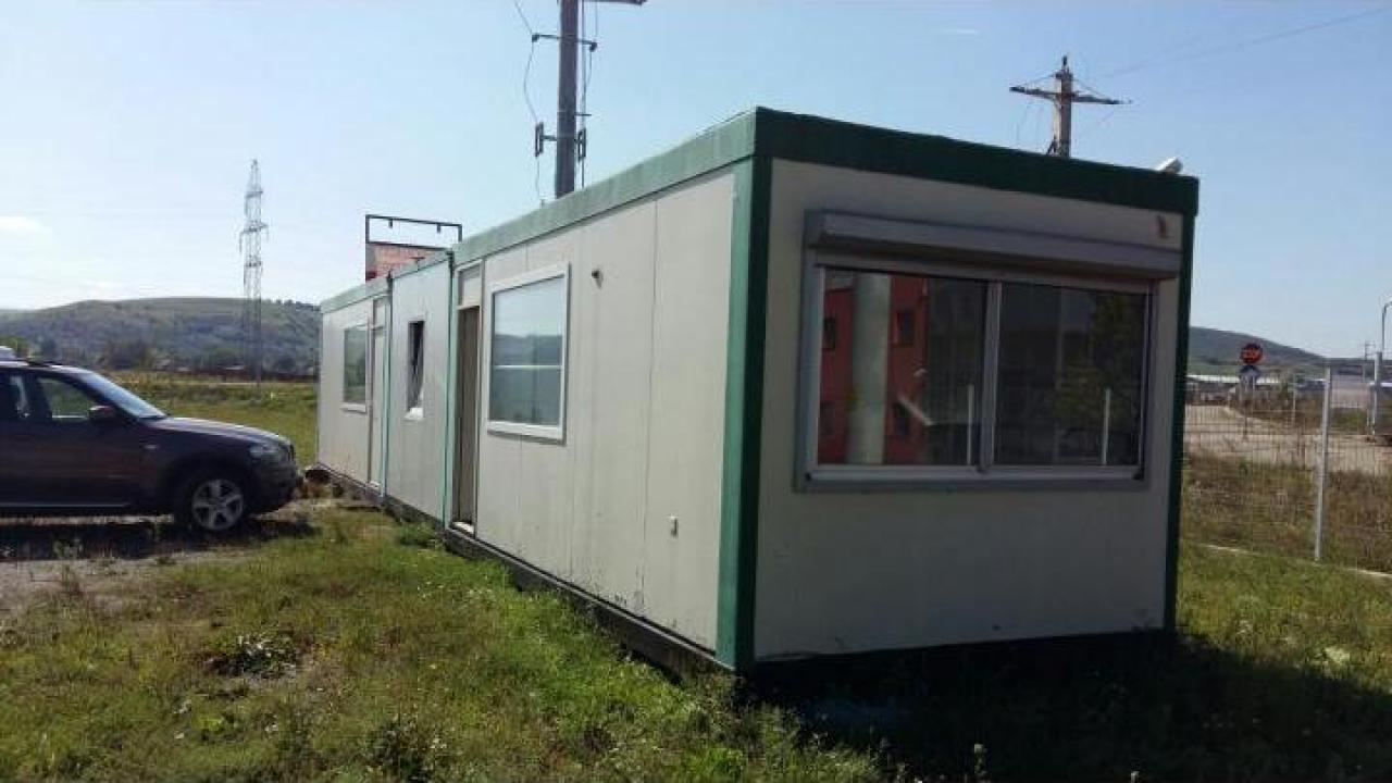 Container modular birou