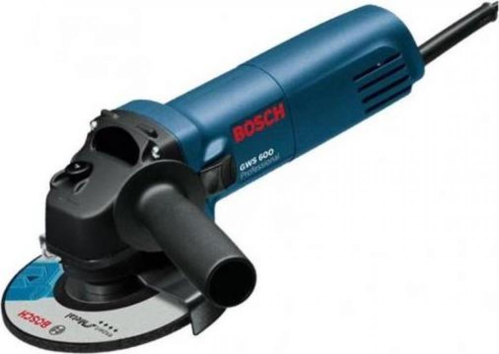 Polizor unghiular Bosch GWS 600