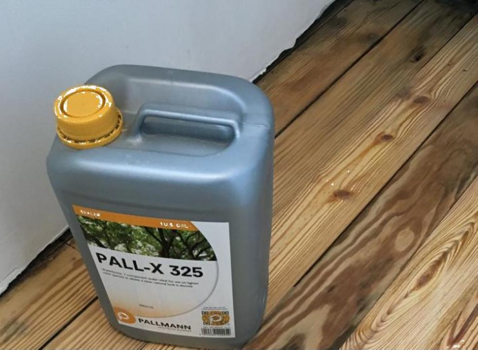 Grund pentru suprafete intens absorbante Pall-X 325