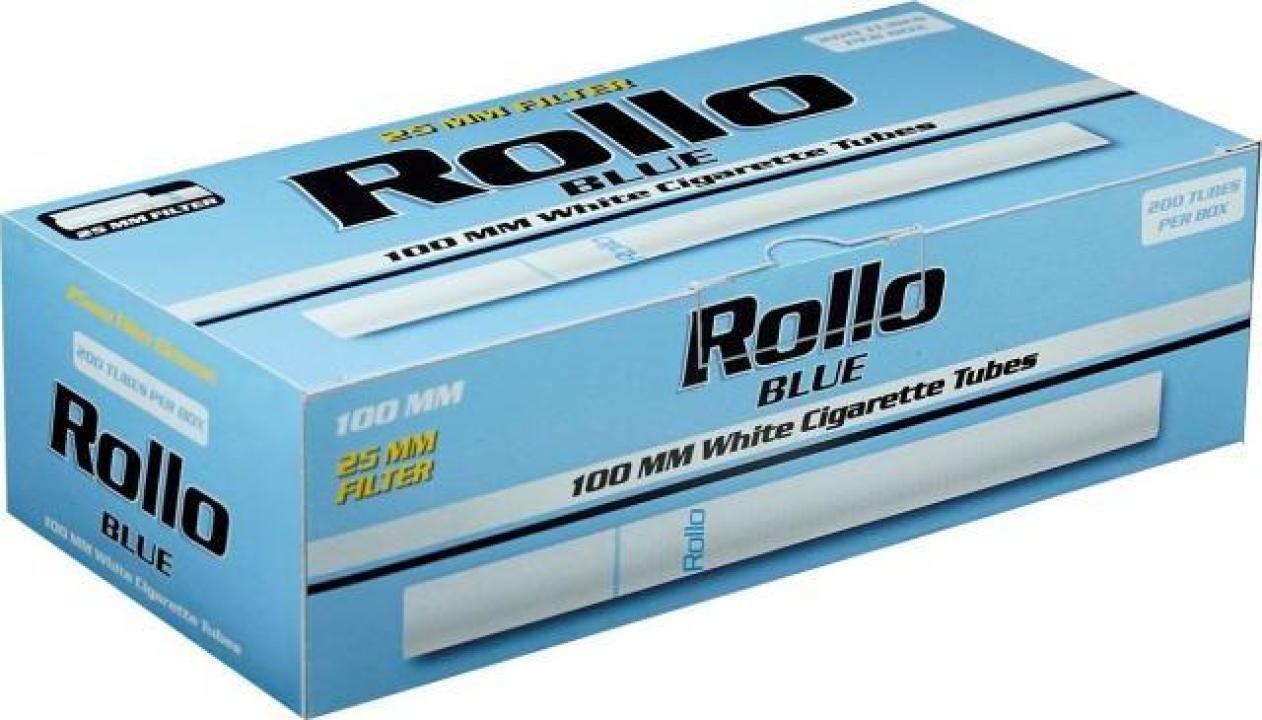 tuburi tigari rollo blue x long 100s 200 giurgiu dvd master srl id 17583863. Black Bedroom Furniture Sets. Home Design Ideas