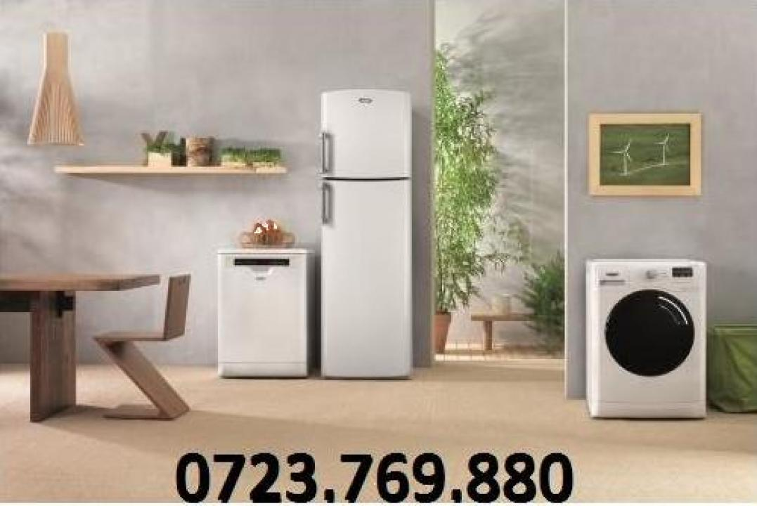 Reparati la domiciliu masini de spalat, automate frigidere