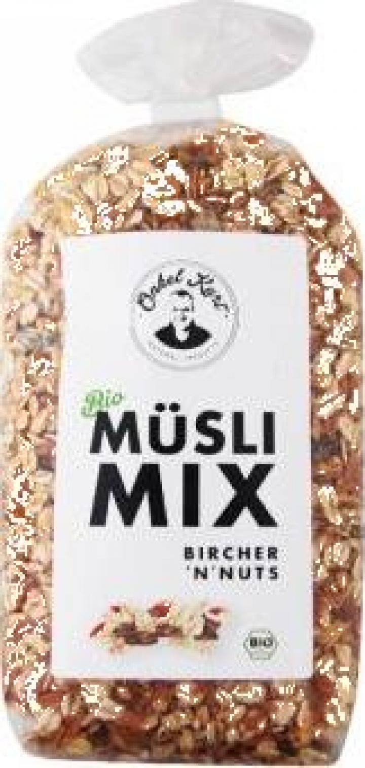 Cereale bio musli Mix Birchern 'Nuts