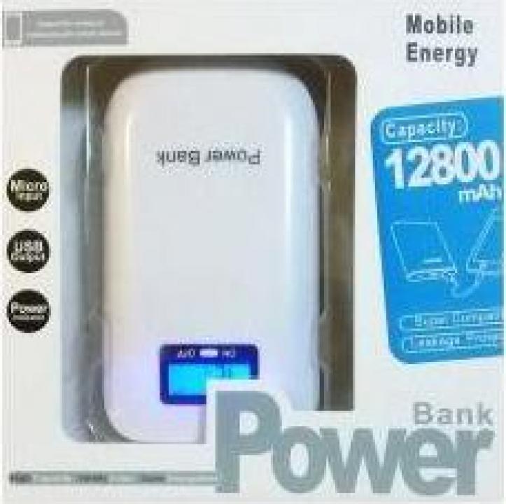 Acumulator Extern Power Bank cu Display LCD