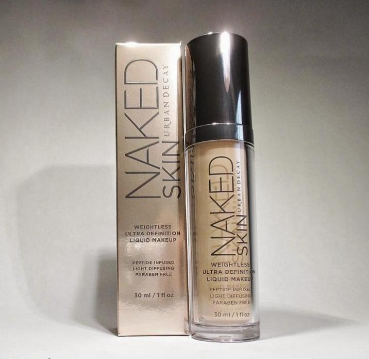 Fond de ten Naked3 Urban Decay