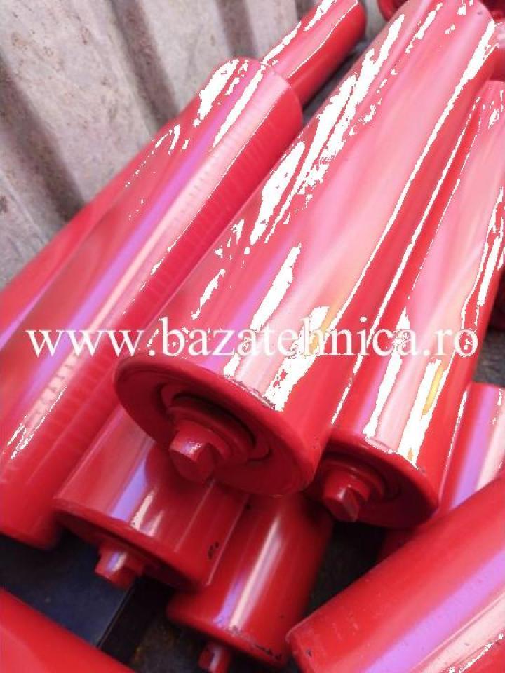 Role transportoare pentru benzi transportoare fi 89x310 mm